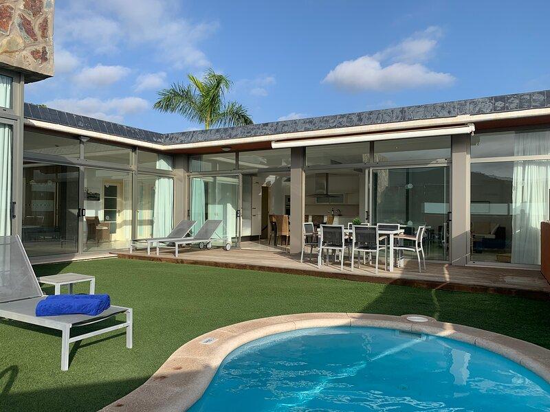 Villa with private pool Tauro Villas Deluxe III, location de vacances à Platero