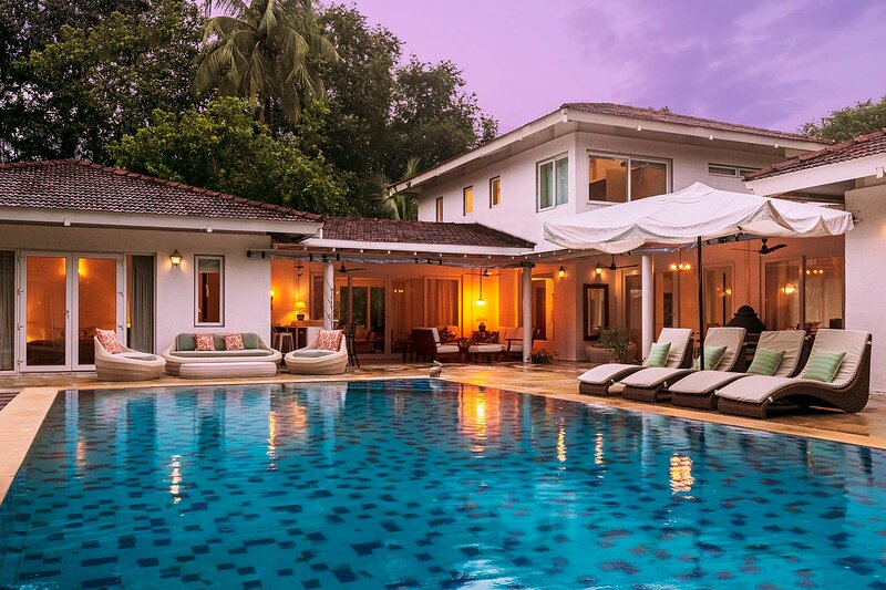 Hamptons Charm by Vista Rooms, vacation rental in Alibaug