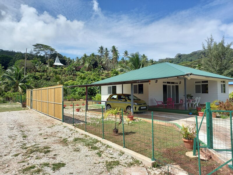 Chez Here-Ata, holiday rental in Parea