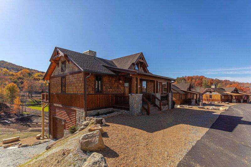 Bear Paw Lodge at Eagles Nest, holiday rental in Banner Elk