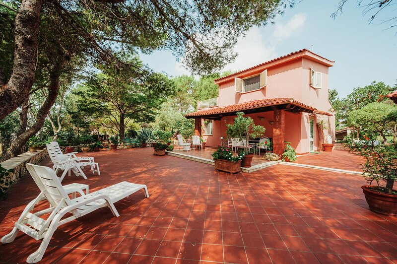Villa Oleandro - Siracusa, location de vacances à Plemmirio