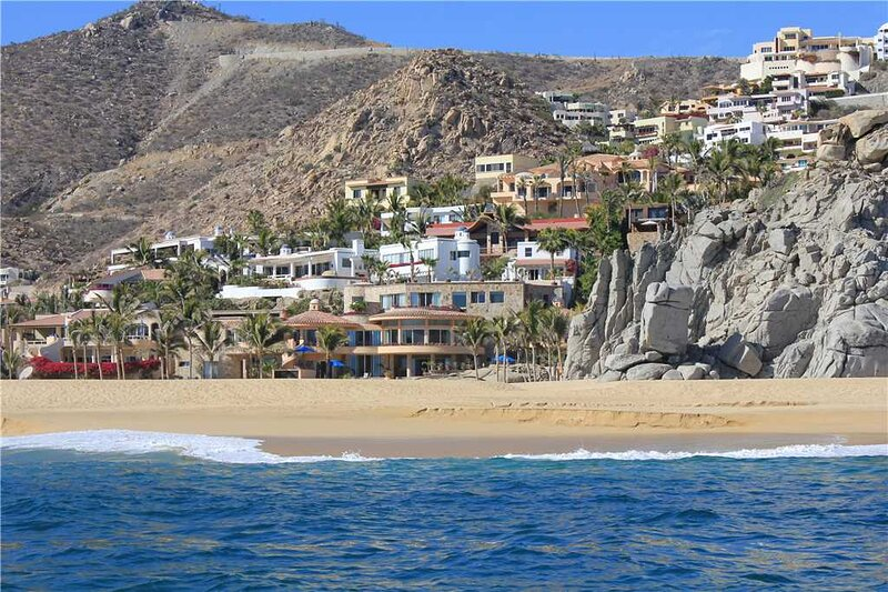 Beachfront with Excellent Amenities at Villa Marcella!, holiday rental in Cabo San Lucas