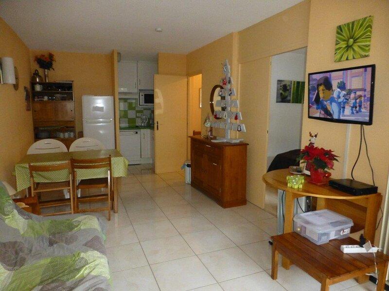 2 pièces ** au Balcon de Villard, Les Arrolles, holiday rental in Le Gua