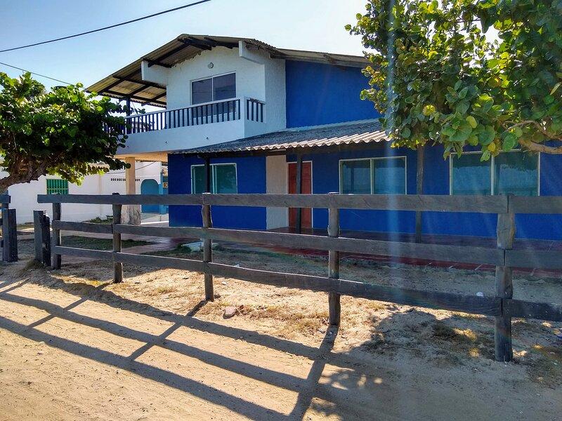 Cabañas De La Cruz - Playa Blanca, Córdoba, location de vacances à San Antero