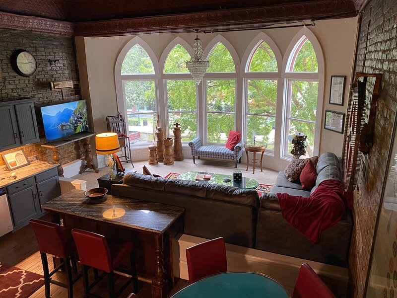 Ohio Club Loft, vacation rental in Hot Springs