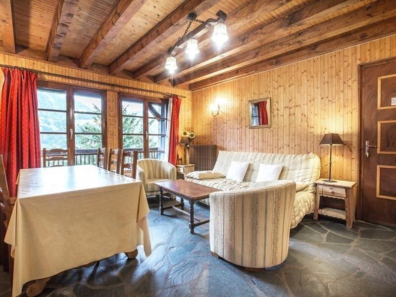 2 chambres sur les pistes de ski, Wifi, holiday rental in La Clusaz