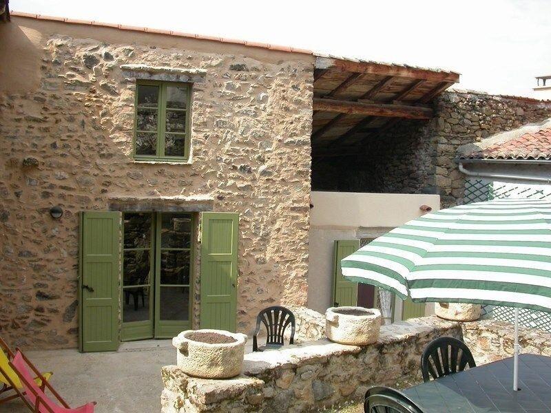 La Maison de Marinou, location de vacances à Saint-Beauzire