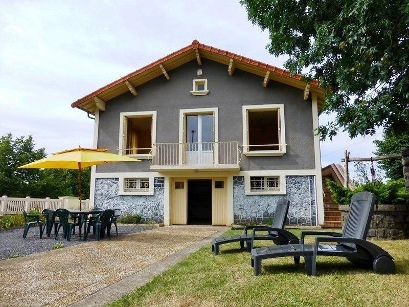 La Clé des Champs, holiday rental in Monistrol-d'Allier