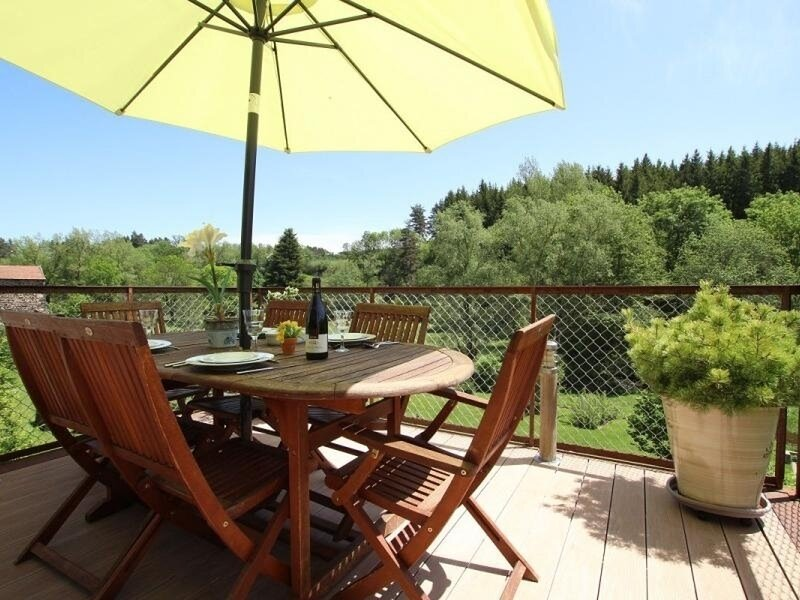 La Bergerie des 4 Saisons, holiday rental in Sembadel