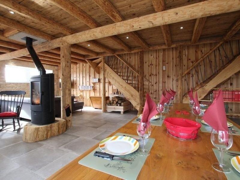 Location Gîte Boisset, 5 pièces, 12 personnes, alquiler vacacional en Beauzac