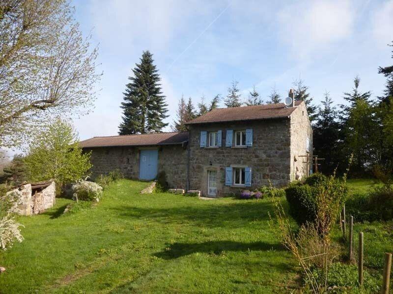 Gîte de Lestang, location de vacances à Saint-Bonnet-le-Froid