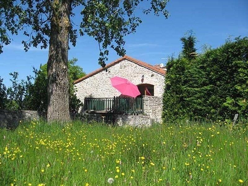 L'Orée des Sapins, holiday rental in Saint-Genest-Malifaux