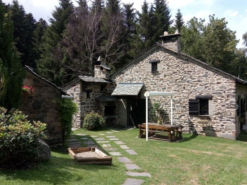 La Baissaille, holiday rental in Saint-Hostien