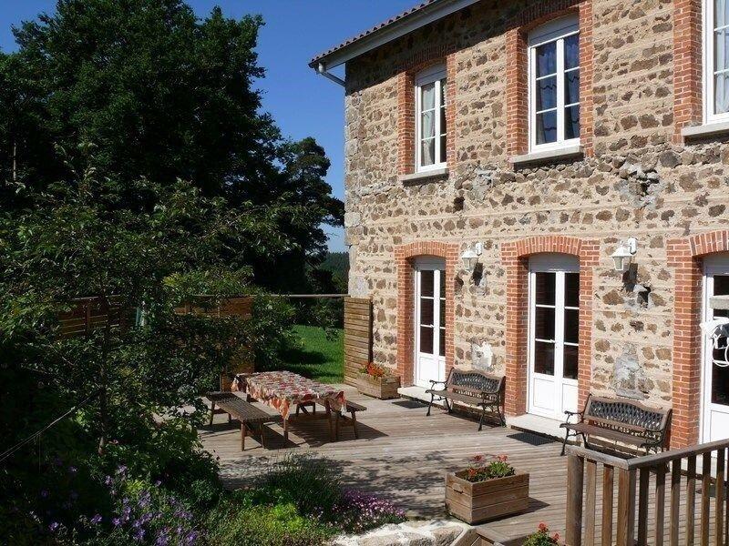 La Maison des Meuniers, holiday rental in Aurec-sur-Loire