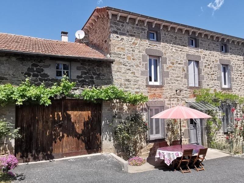 Le Chant du Merle, location de vacances à Saint-Beauzire