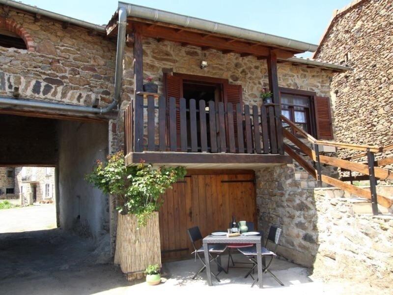 Gîte du Charron, location de vacances à Saint-Beauzire