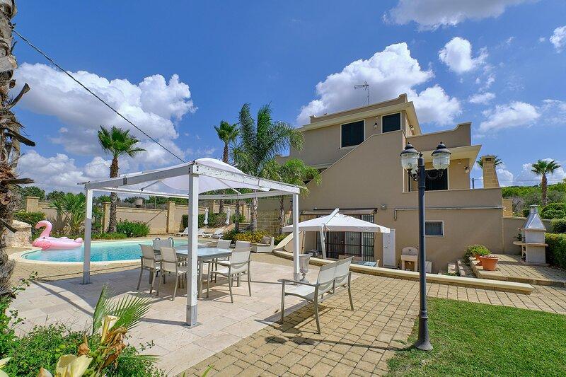 Villa Wanda - Casarano, holiday rental in Casarano