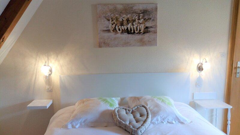 Appartement de charme au coeur de la  viticulture alsacienne, holiday rental in Ribeauville