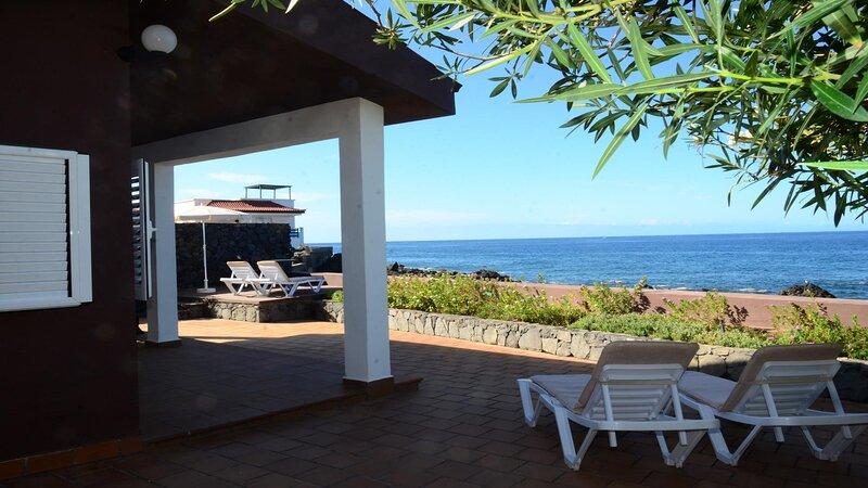 Casa Blanca - Valle Gran Rey Sunset Villa, location de vacances à Valle Gran Rey