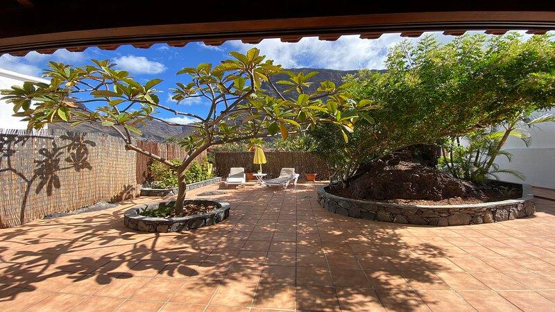Casa Camilo II, location de vacances à Valle Gran Rey