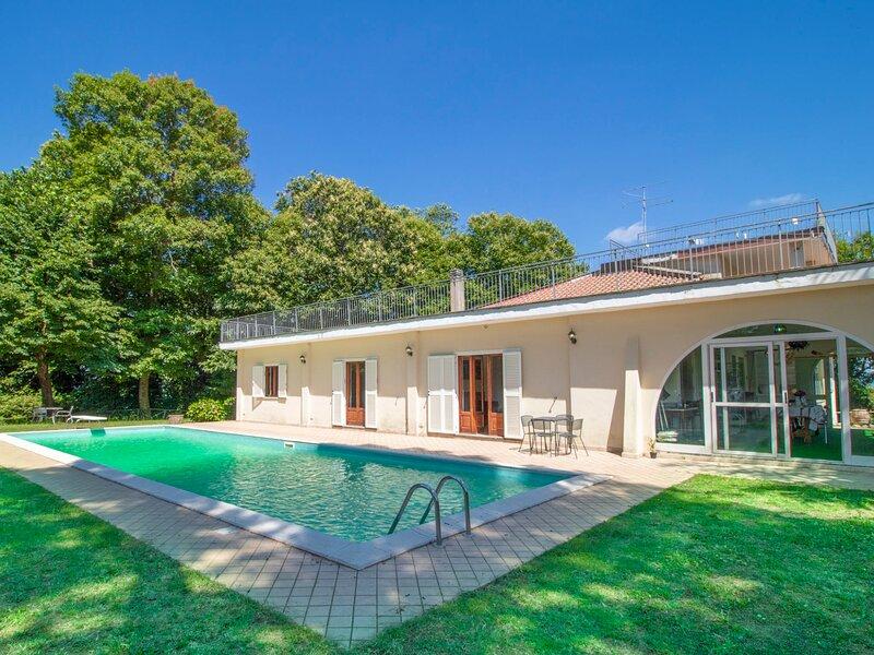 Villa Cicci (ROP110), vacation rental in Rocca Priora