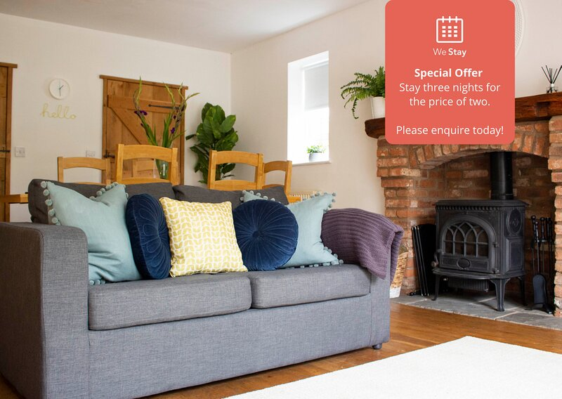 Cosy Corner Cottage in Quorn, holiday rental in Breedon on the Hill