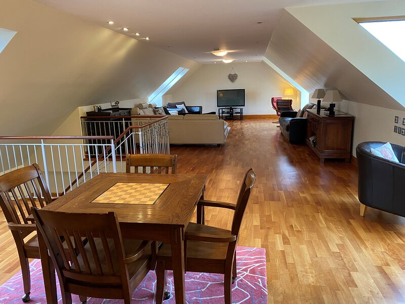 Dalfaber House: Luxury family and outdoor holidays in the heart of the Highlands, vakantiewoning in Aviemore and the Cairngorms