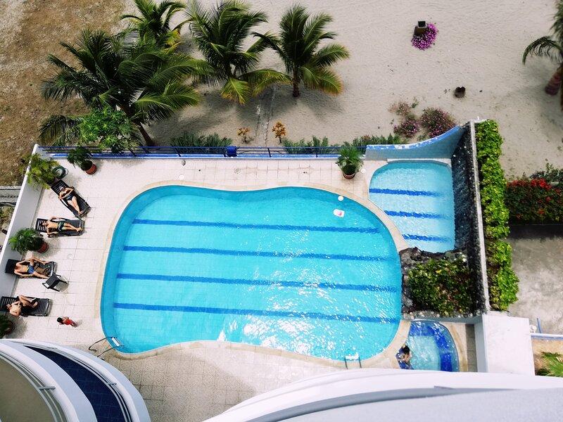 Flamingo Apartamentos vista al mar - Nueva Granada Atacames, aluguéis de temporada em Província de Esmeraldas