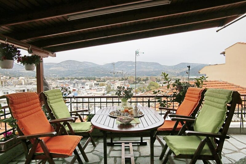 Margaritas House Kavala Greece, holiday rental in East Macedonia and Thrace