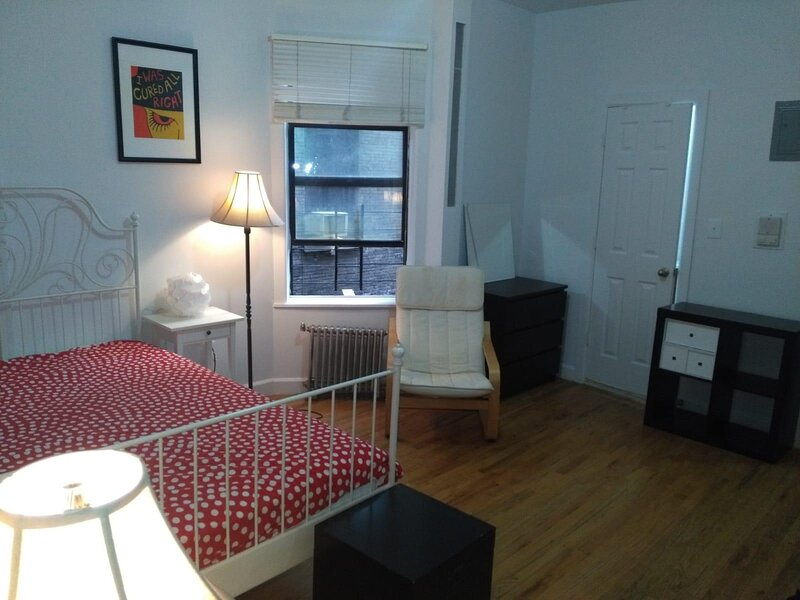 Your sweet, practical NYC Studio (WaHi/ Columbia Presbyterian), holiday rental in Hackensack
