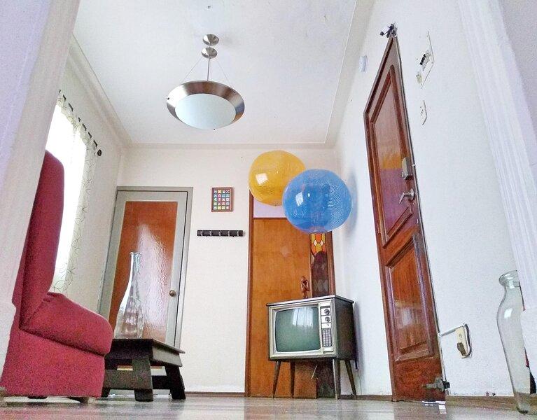 DF51 Loft, vacation rental in Mexico City