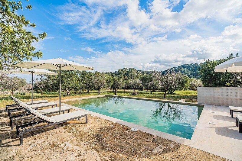 Villa Empaltada, vacation rental in Selva