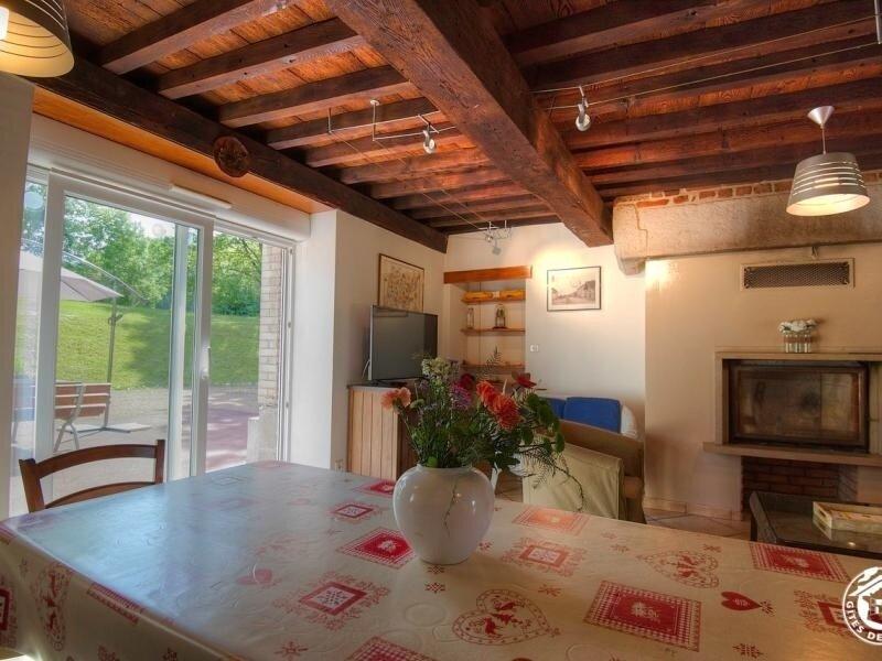 Le Gîte de Nécudey, location de vacances à Saint-Paul-de-Varax