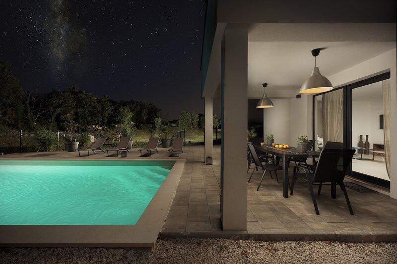 Villa San Polo Max, holiday rental in Divsici