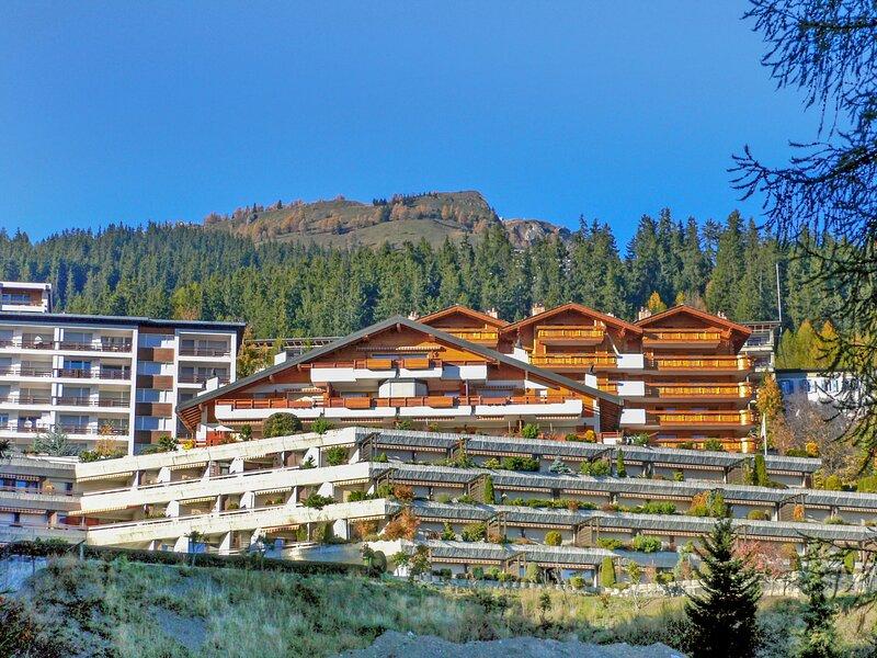 Terrasse des Alpes, Ferienwohnung in Crans-Montana