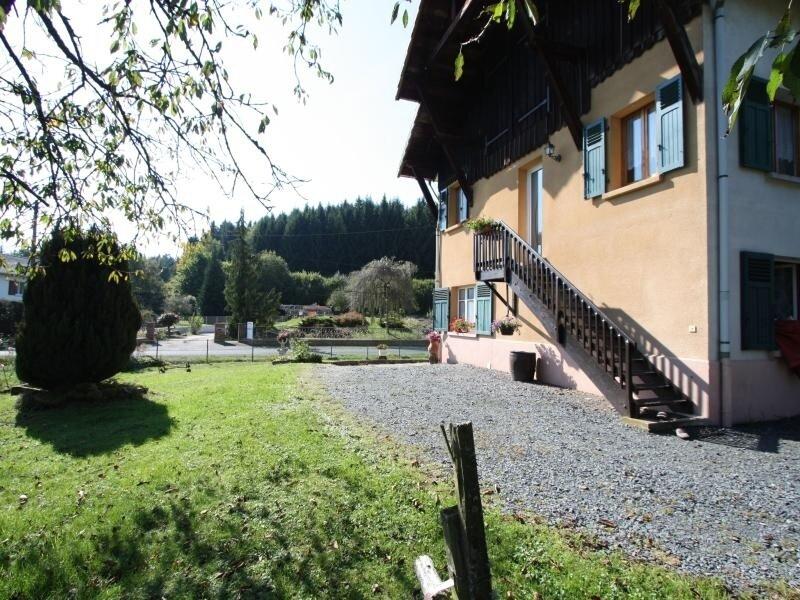 Gîte des Sapins, Ferienwohnung in Taintrux
