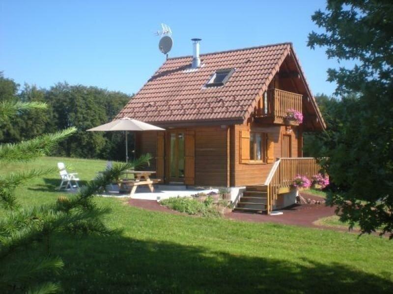 LE DOUGLAS, vacation rental in Aillevillers-et-Lyaumont