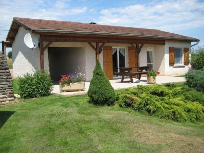 Gîte de la Rosière, vacation rental in Aillevillers-et-Lyaumont