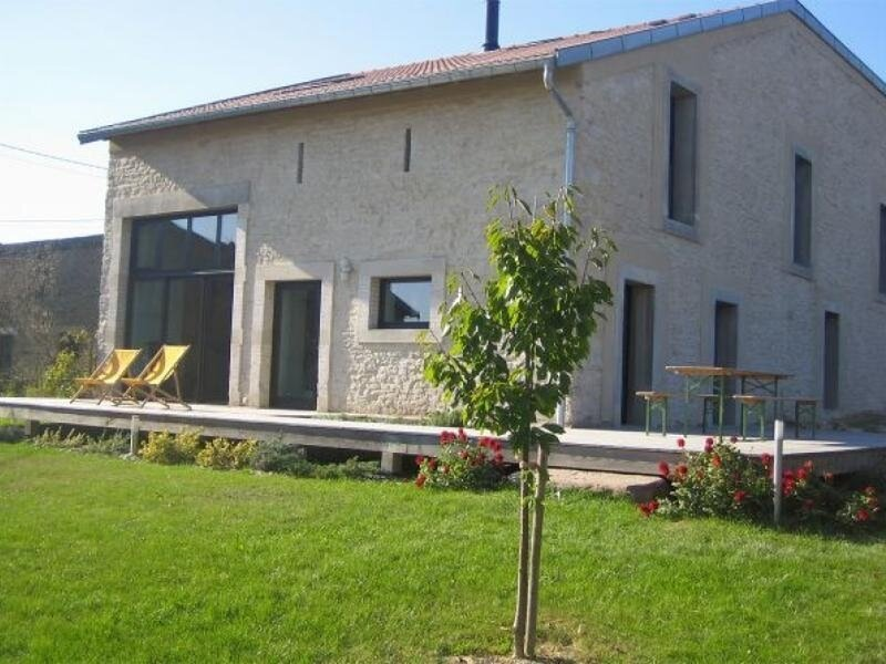 La Lauroux, vacation rental in Luneville