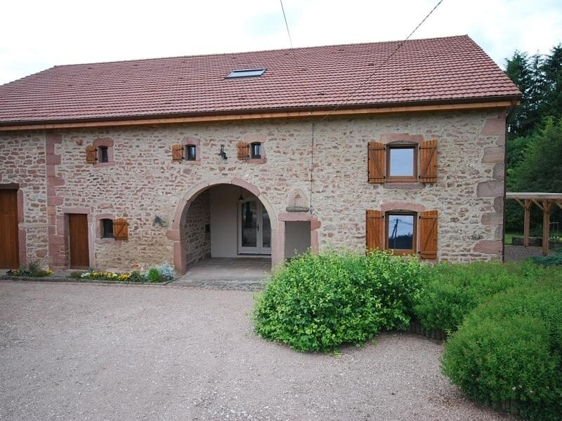 La Ferme de Belmont, holiday rental in Bruyeres