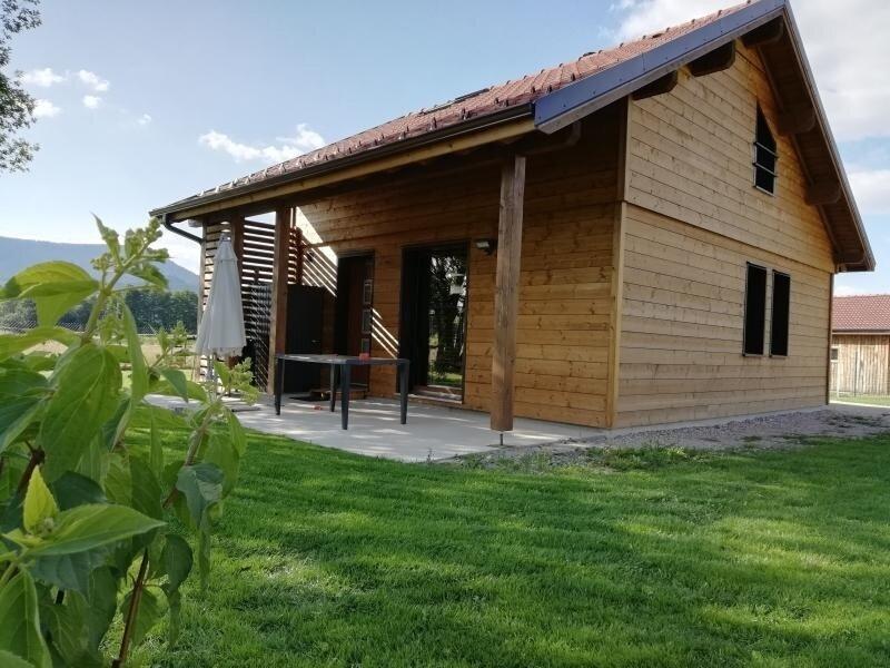 Chalet de la Pépiniére, holiday rental in La Croix-aux-Mines