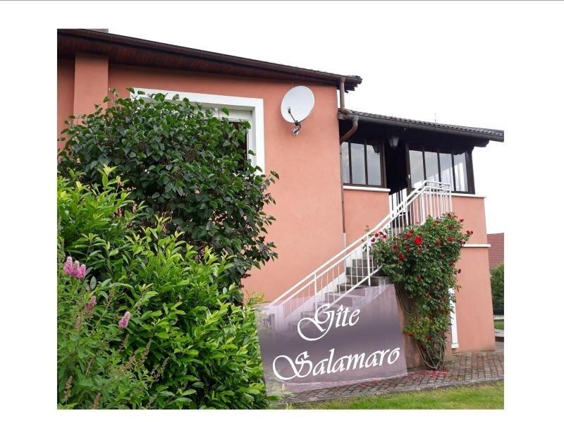 Gîte Salamaro, vacation rental in Autrey