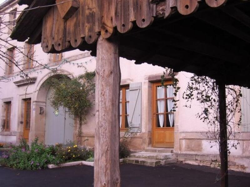 Le Grand Clos, holiday rental in Hadol