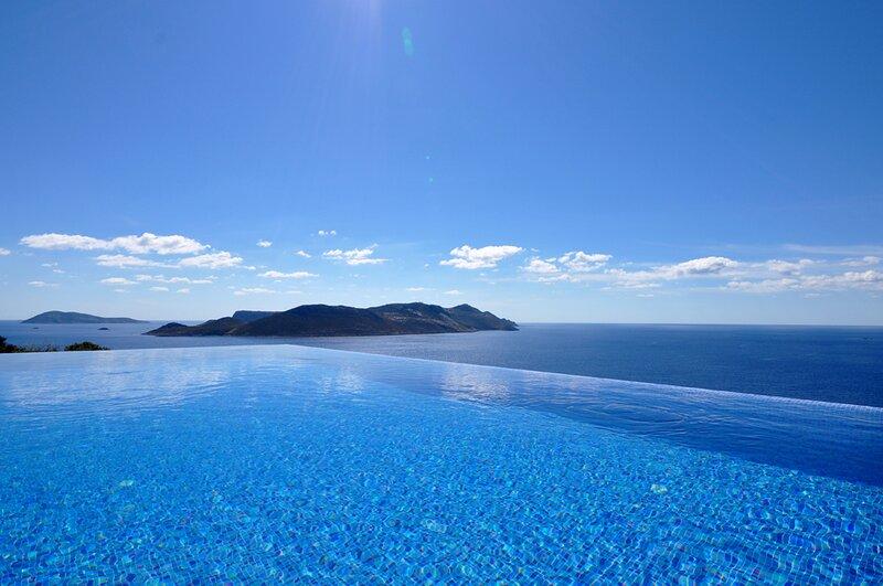 State of the art luxury villa Zarif, holiday rental in Kastellorizo