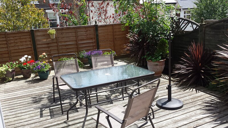 Child friendly Family home in Muswell Hill, holiday rental in Colney Hatch