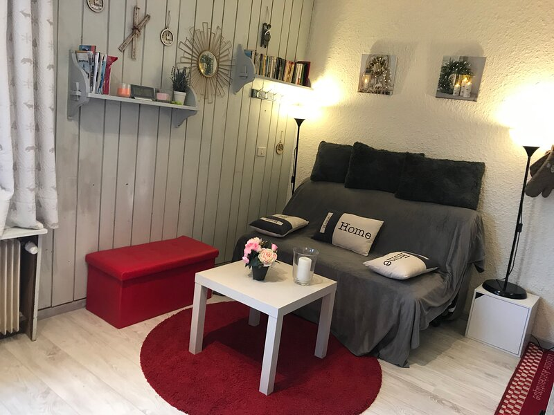 Nice studio - 200 m from the slopes, holiday rental in Uvernet-Fours
