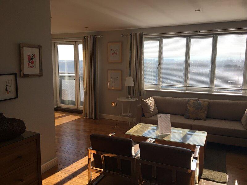 Week2Week Newcastle Quayside Views, holiday rental in Hebburn