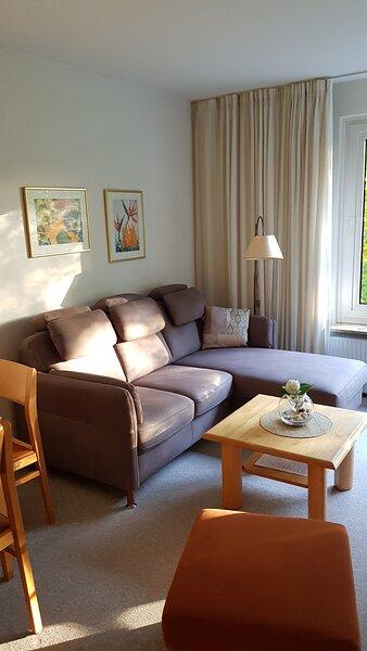 APPARTEMENT IM KURZENTRUM, holiday rental in Rinkenaes