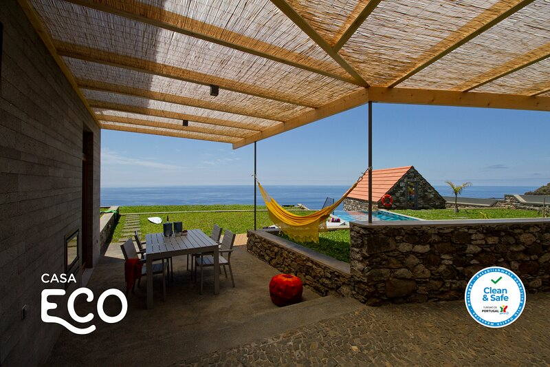 Casa Eco at Casas Da Vereda, holiday rental in Estreito da Calheta
