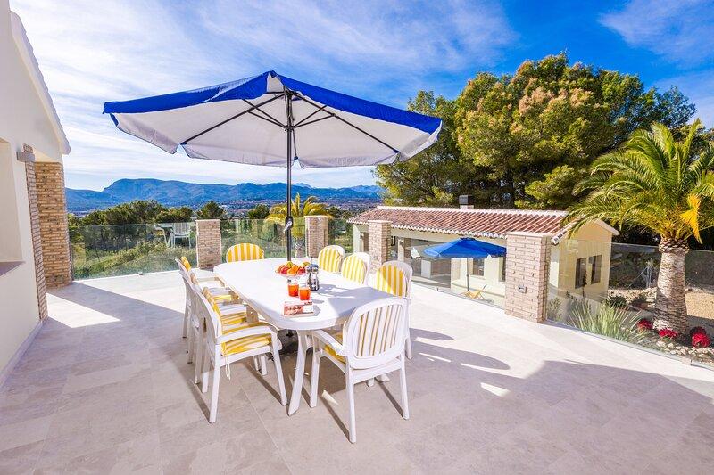 Top Terrace Dining